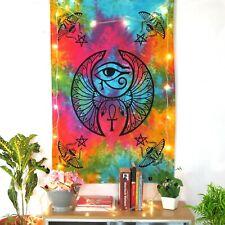 Egyptian Eye Print Home Decor Tapestry Boho Wall Hanging Art Decor Tapestries