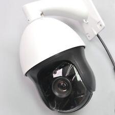 Outdoor AHD TVI CVI 1080P CCTV 18X Optical Zoom PTZ  Security Camera Speed Dome