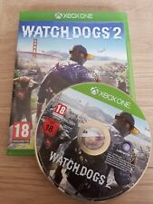 WATCH_DOGS 2 (Xbox One) PEGI 18+ Adventure