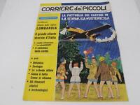 CORRIERE DEI PICCOLI  EDIZIONI  N° 43 DEL 23/10/66 ANNO LVIII  [H05-033]
