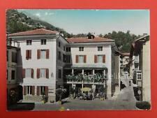 CANAL SAN BOVO Albergo Broccone Dolomiti Trentino Trento vecchia cartolina