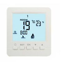 HY02B05-2BW 7 Times Programmable Thermostat Indoor Temperature Control Tools