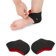 Ankle Support Breathable Hole Elastic Brace Protectors Foot Guard Pads 1 Pair