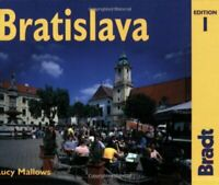 Bratislava (Bradt Travel Guides (City Guides)) by Mallows, Lucy Paperback Book