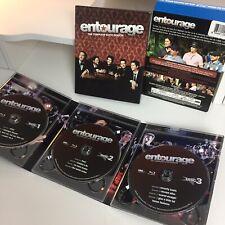 Entourage - Sixth Season 6 (US Blu-ray ohne deutschem Ton - Code A) Digipak