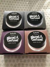 NYX Glazed & Confused Eye Gloss, You Choose
