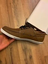 Brand NEW Men's SONOMA Tan Casual Boat Shoes