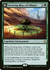 Magic the Gathering - MTG - FOIL Growing Rites of Itlimoc - Ixalan - Cradle - LP