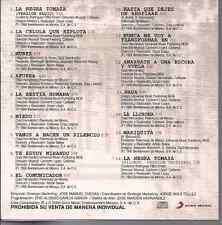 rare rock CD 90's 80's CAIFANES La negra Tomasa CELULA QUE EXPLOTA afuera NADA