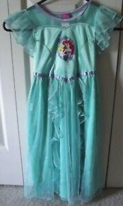 Disney Princess Little Mermaid Ariel  Play Costume Dress Size 6
