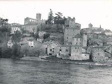 PUY L'ÉVÊQUE  c. 1960 - Le Village Médiéval au bord du Lot  Lot  - Div 6203