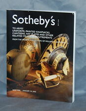 Sotheby's To Arms William Guthman Auction Catalogue