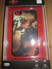 NEW World of WarCraft iPhone 4 4S Phone Clip Case Cover Single Piece Slim