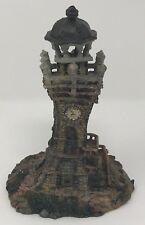 Boyds Bearly Built Village Little Ben Clock Tower #19803 1st Edition