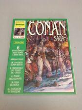 CONAN SAGA # 1 - Marvel Comics / Comic Art 1993