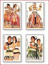 TUV9105 Christmas 4 stamps