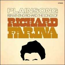 PLAINSONG - Reinventing Richard NOUVEAU CD
