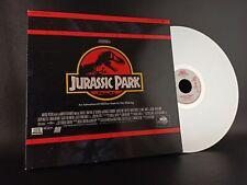 Jurassic Park Letterboxed Edition Laserdisc Spielberg Sam Neil Jeff Goldblum