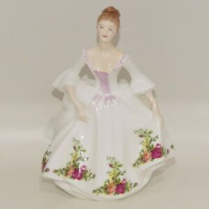 Royal Doulton figurine Country Rose HN3221   made in England GUARANTEED