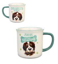 Springer Spaniel Dog Mug Gift/Present