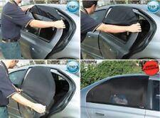 2x Universal Window Socks Car Rear UV Kids Protection Baby Mesh Door Outdoor