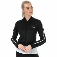 Women's adidas Celebrate the 90s Full Zip Slim Fit Track Jacket in Black