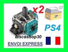 2 joysticks 3D pour reparation manette ps4 playstation 4 vendeur pro