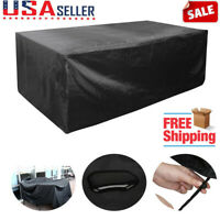 Outdoor Waterproof Garden Patio Furniture Covers Rectangle Table  Rain Cover HOT