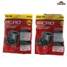 (2) Shop-Vac Vacuum Foam Sleeve Filter ~ New