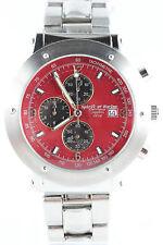 Spirit of Marine Herrenuhr Datum Chronograph Sportuhr Neu mit Geschenkbox