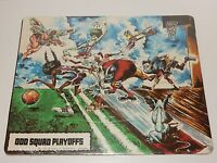 Theme Productions 1971 Litho Jigsaw Puzzle ~ Odd Squad Playoffs RARE
