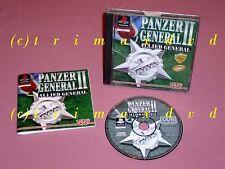 PS1 _ Panzer General II Allied General _ Erstausgabe _ Über 1000 Spiele im SHOP