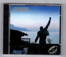(IA242) Queen, Made In Heaven - 1995 CD + Concert Ticket (Dominion Theatre 2009)