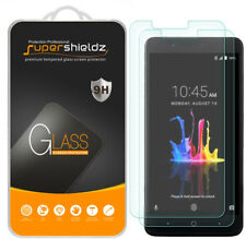 2X Supershieldz Tempered Glass Screen Protector For ZTE Blade Z Max