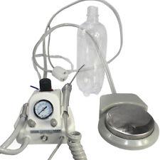 Us Portable Dental Turbine Unit Work For Air Compressor 3 Way Syringe Handpiece