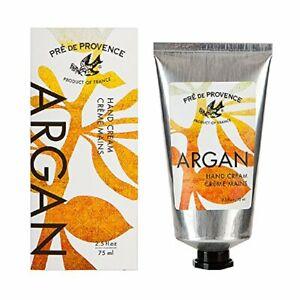 Pre de Provence Ultra-Hydrating Moroccan Argan Oil Hand Cream - Citrus