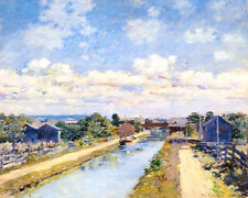 Delaware And Hudson Canal-Robinson - GICLEE ART PRINT 12 x 15 Many Sizes