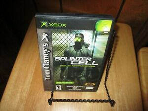 Splinter cell xbox original Complete
