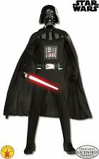 NWOT STAR WARS DARTH VADER UNISEX ADULT COSTUME BY RUBIE'S - One Size