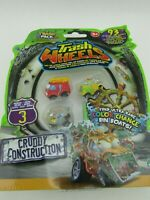 Trash Pack Trash Wheels Series 3 Cruddy Construction Blister Pack