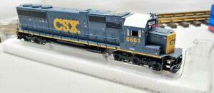 Athearn Ready To Roll  80992 CSX SD50 Diesel #8661