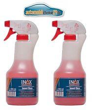 INOX Insect Clean Sprüher 2x500ml InsektenStar Reiniger Auto,Motorrad