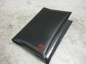 Document Set Autodokumente Log Book Leather German Seat Altea XL (5P5, 5P8)