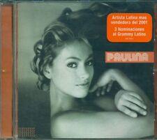 Paulina Rubio - Paulina Con Sticker Cd