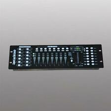 EXTREME CONTROL DMX 192 CENTRALINA SHOW DESIGNER CONTROLLO DMX-512 240 SCENE LUC