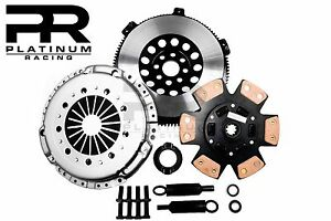 PRC STAGE 3 HD CLUTCH KIT+LIGHTENED FLYWHEEL For 92-98 BMW 325 328 E36 M50 M52