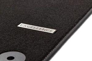 Fussmatten für Lexus RX III 2008-2015 Excellence Fußmatten Autoteppiche