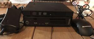 Lenovo ThinkCentre M72e Windows 8 Pro Intel Core i3-3220T 2.80 GHz 4 GB