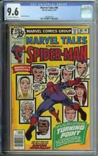 Marvel Tales #98 CGC 9.6 Reprints Death Gwen Stacy Amazing Spider-Man #121
