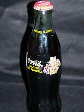 LSU 2003 NATIONAL CHAMP SOUVENIR COKE BOTTLE